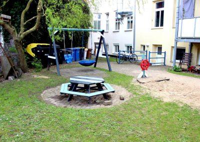 Sabrinas Kükennest - Spielplatz