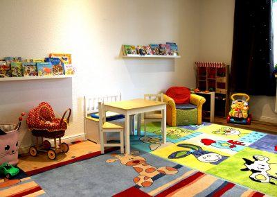 Sabrinas Kükennest - Spielzimmer